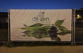 Dil-zen werfdoek