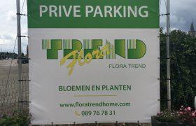 Flora trend banner