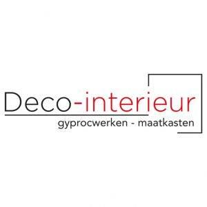 Logo Deco-interieur gyprocwerken-maatkasten