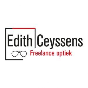 Logo Edith Ceyssens Freelance optiek