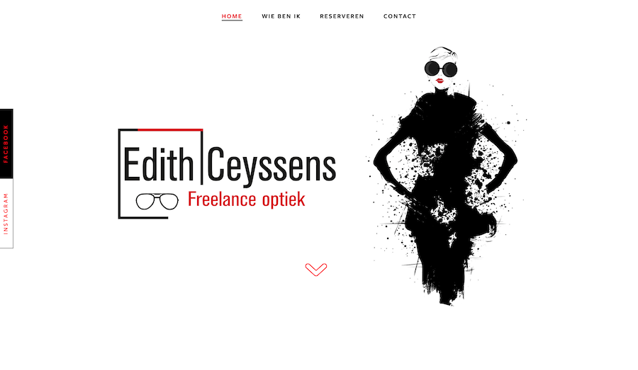 Edith Ceyssens Freelance optiek