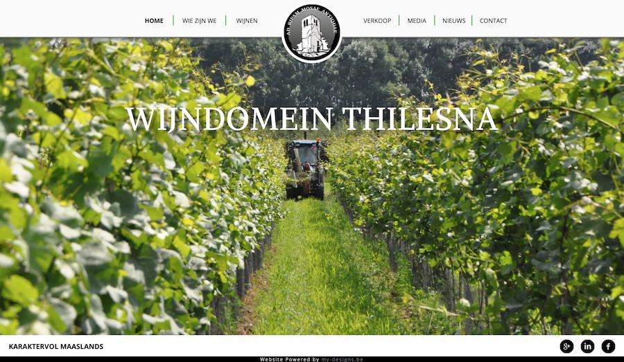 Wijndomein Thilesna