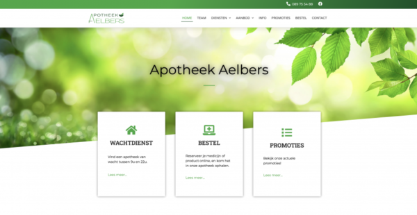 apotheek Aelbers Dilsen-Stokkem