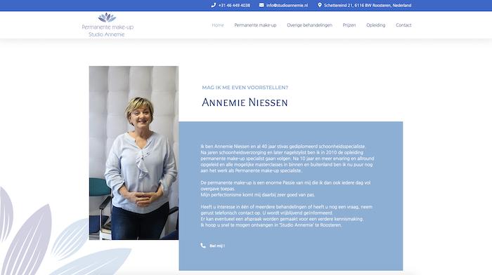 Studio Annemie Roosteren Nederland
